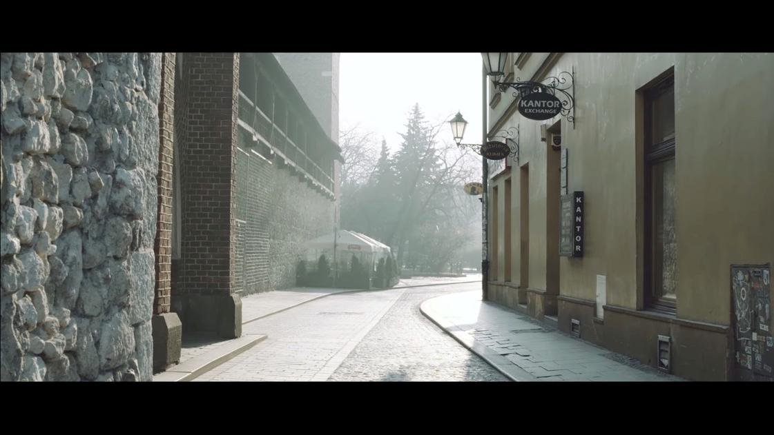 Obecność | The Presence [empty Kraków video]